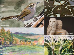 Artists at VINS