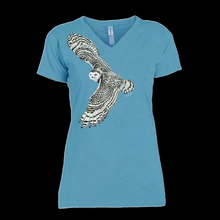 Snowy-Owl-Tshirts